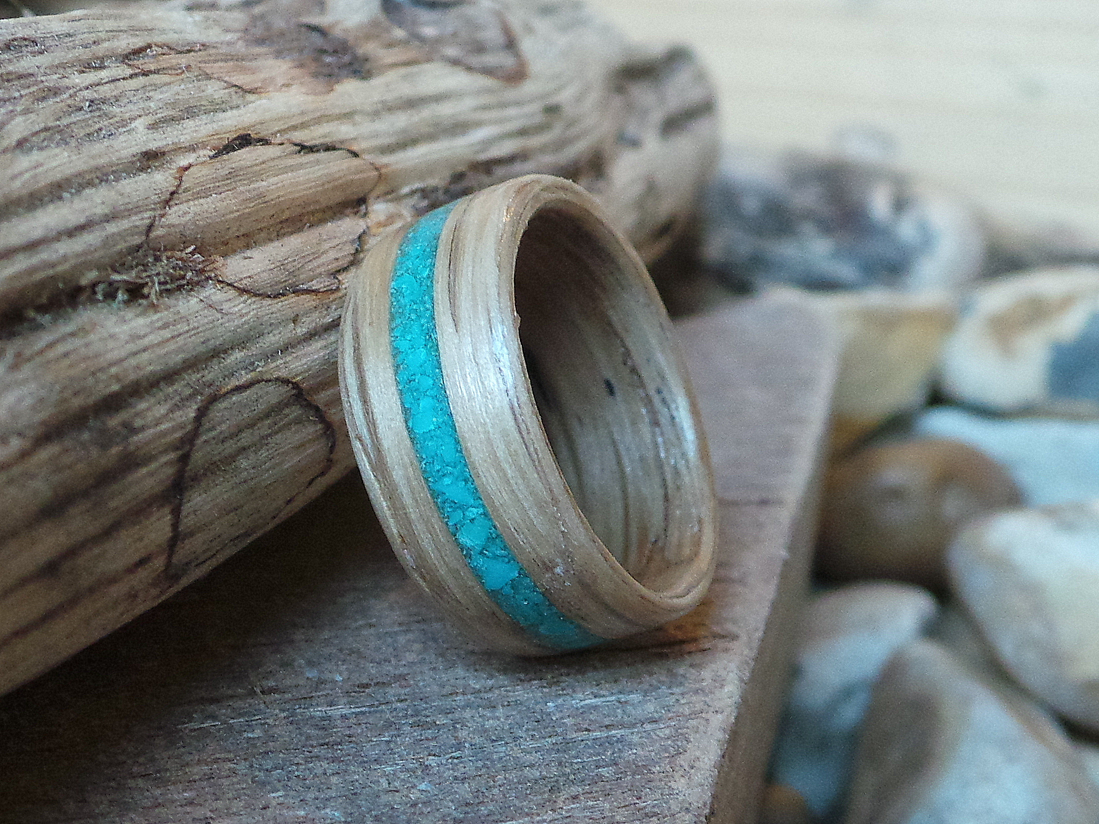 wedding oak from bands new mossy groove blogs our silicone obsession rings
